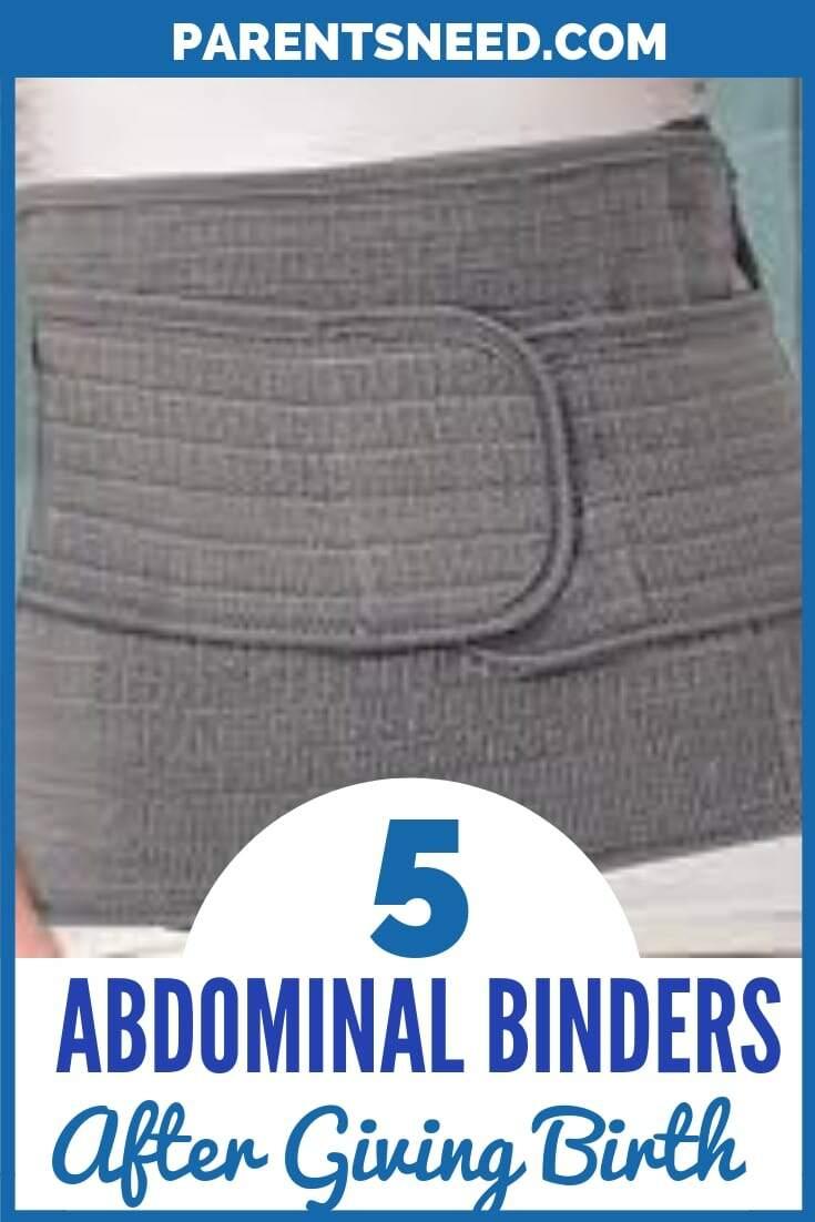 Top 5 Best Abdominal Binders