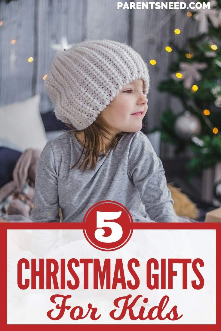 top 5 best Christmas presents for kids