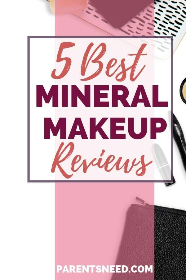 Top 5 Best Reviews of Mineral Makeup