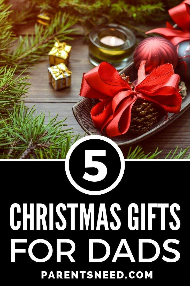 Top 5 Unique Christmas Presents for Dads