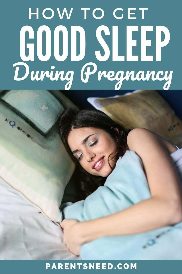 guide to a good night's sleep when you're pregnant