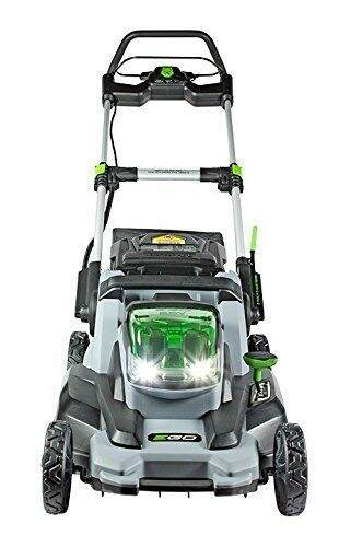 Electric Lawn Mower by Ego