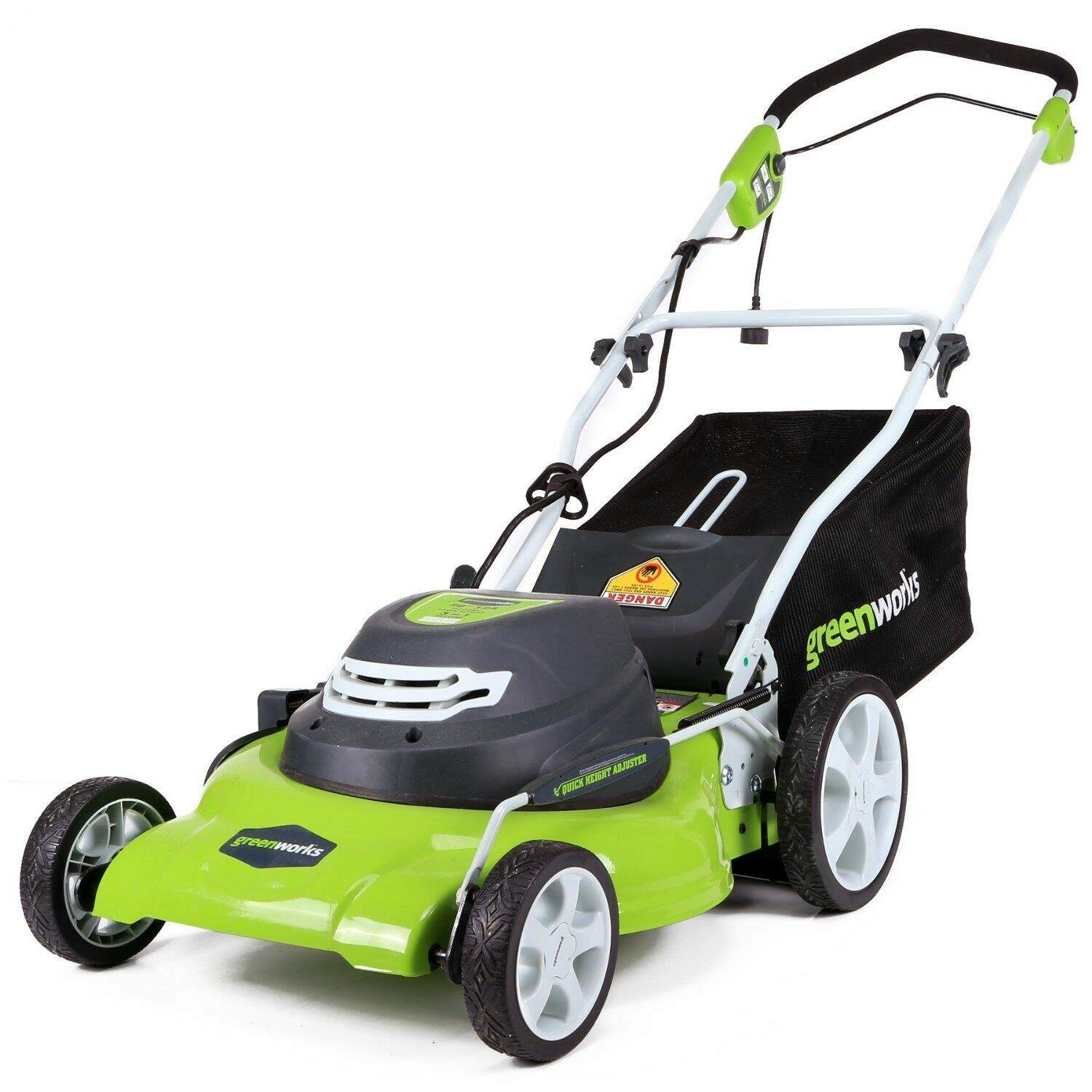 Electric Lawn Mowers with Cord