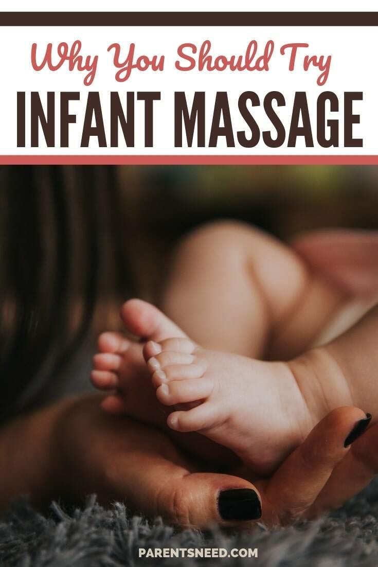 should you try infant massage?