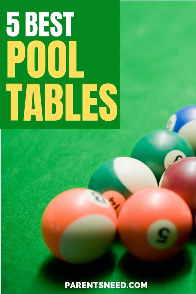 Top 5 best pool tables for your family