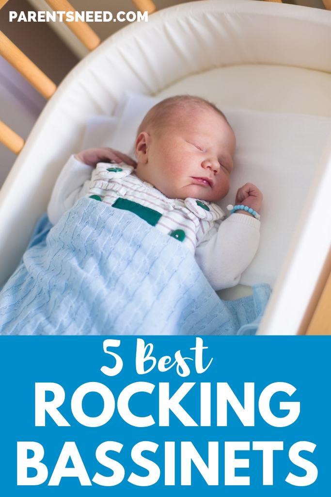 Top 5 Best bassinets that rock