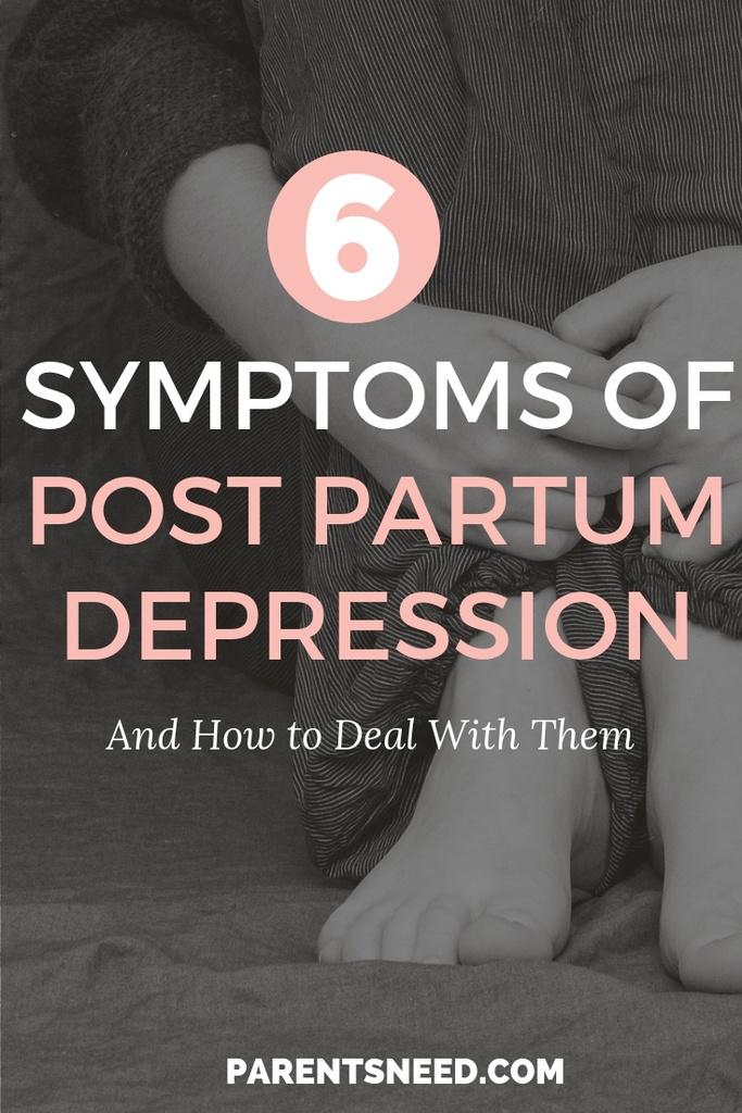 How to deal with symptoms of Postpartum Depression