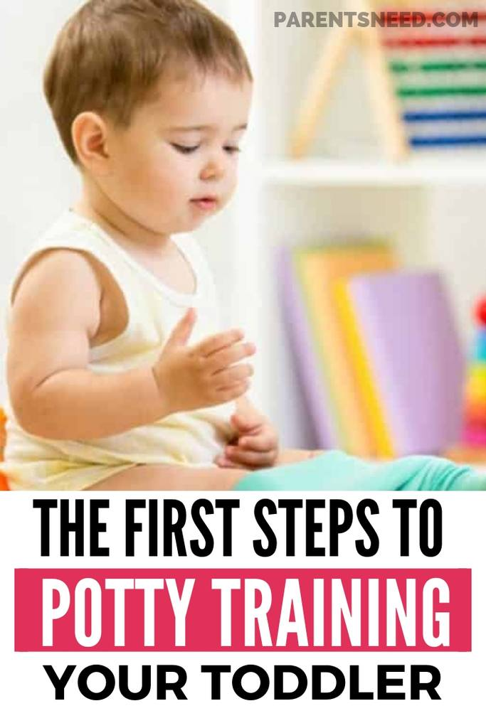 TOP TIPS TO POTTY TRAIN YOUR TODDLER
