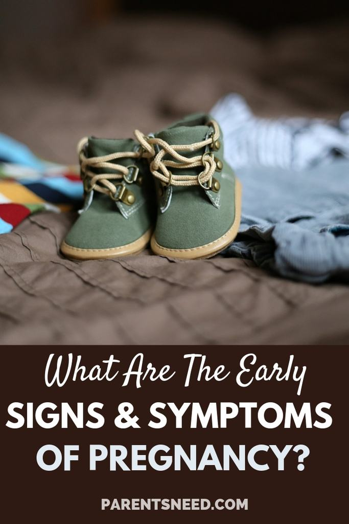 symptoms to look for if you're trying for a baby