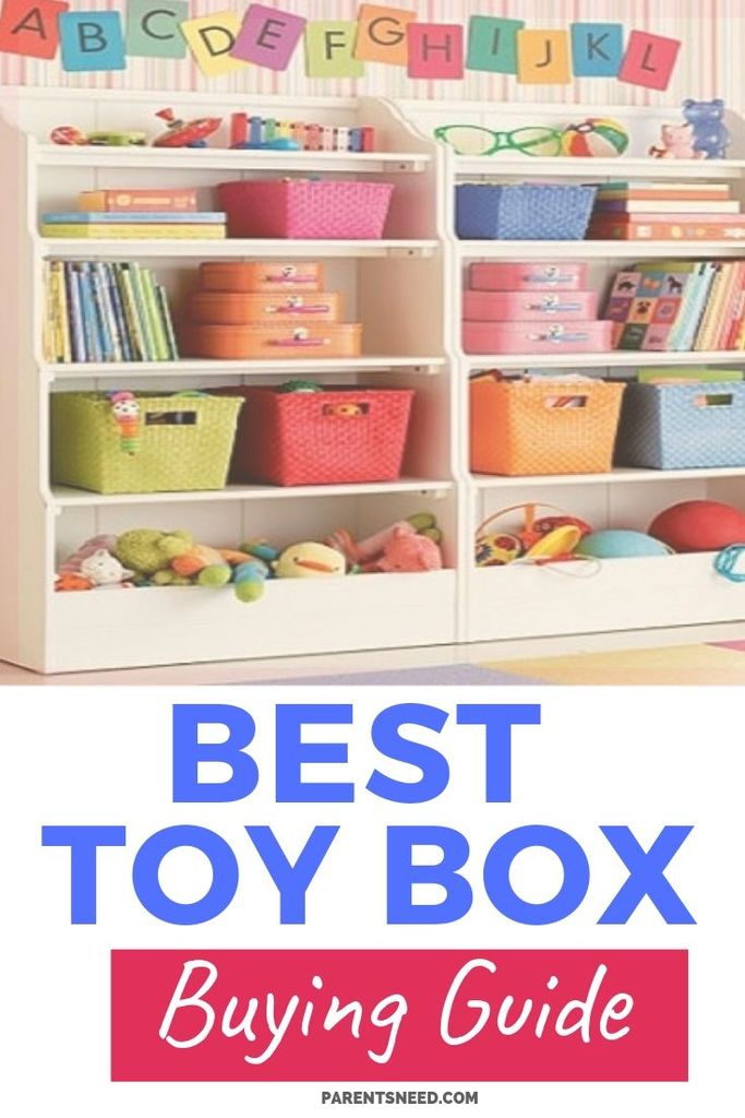 A shelf with toys organized into boxes