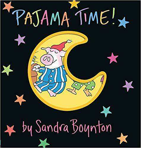 Children's Bedtime Story Book Pajama Time