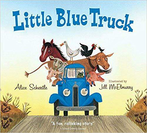 Children's Bedtime Story Book: Little Blue Truck