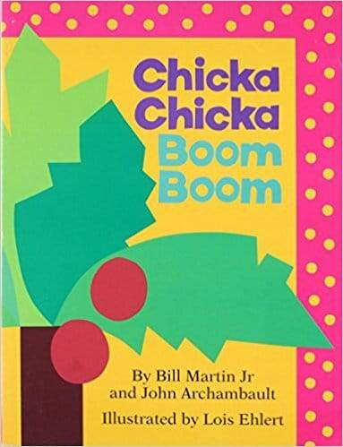 Children's Bedtime Story Book Chicka Chicka Boom Boom