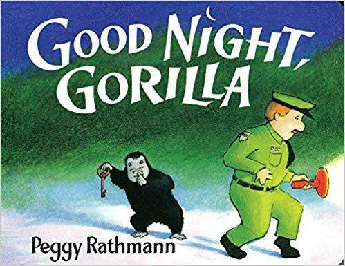 Children's Bedtime Story Book Good Night Gorilla