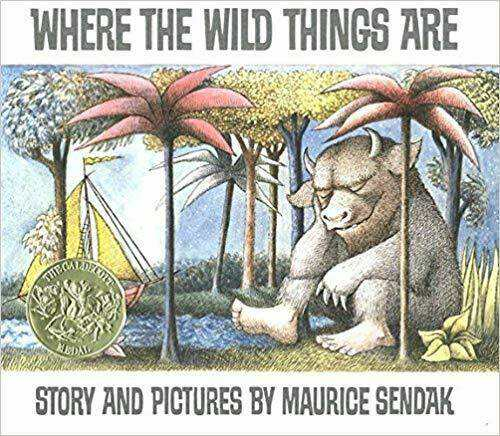 Chidren's Bedtime Story Book: Where The Wild Things Are