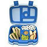 Bentgo lunchbox with separate food compartments
