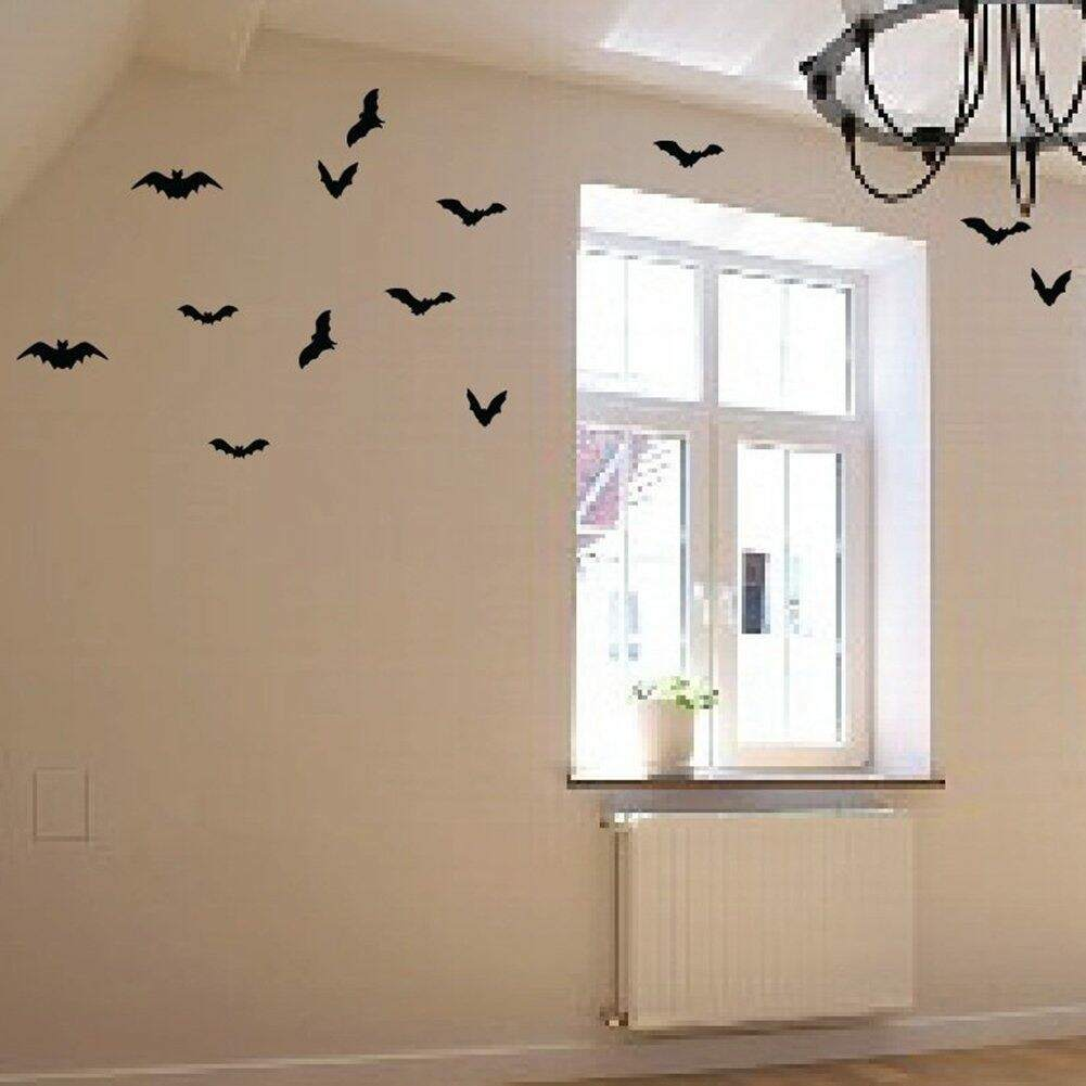 bat figure halloween decoration