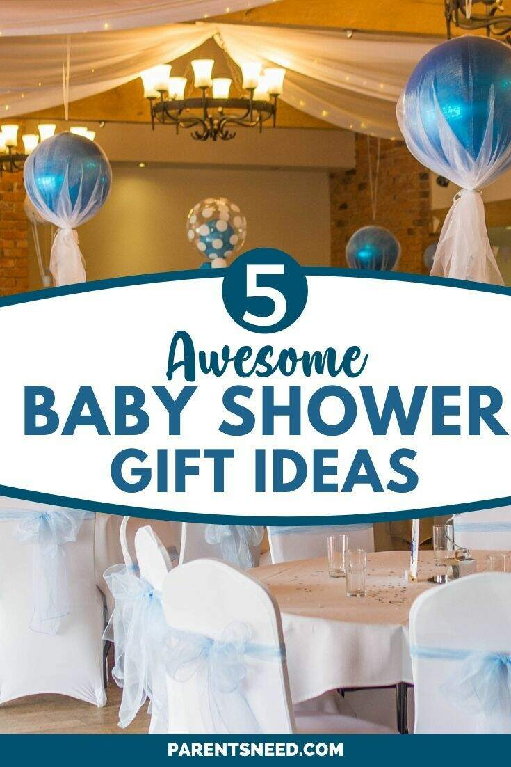 A baby shower event